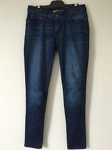 Levi's strauss jeans modern demi curve skinny