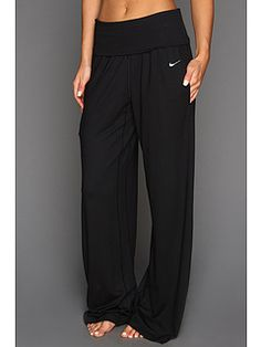 Nike Yoga Pants - these look so comfy!  Yeah, for Yoga...sure :)