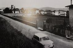 Via Fattoria e campo sportivo - 1970.