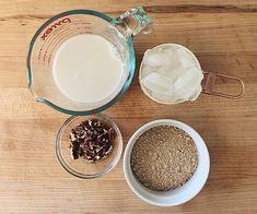 Salted Caramel Pecan Praline Shakeology smoothie ingredients Vegan Shakeology, Healthy Candy, Beachbody Blog, Pecan Pralines, Caramel Pecan, Tasty, Yummy Food, Smoothie Ingredients, Unsweetened Almond Milk