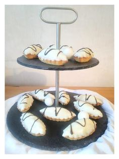 Barquettes aux marrons - Pâtisser Malin