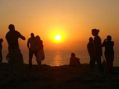 Cape St Vincent - sunset.