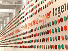 core values on wall - Google Search