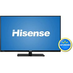 The Hisense 50K360G 50in 1080p 60Hz Class LED-LCD HDTV features a brilliant 1080p Full HD picture for your viewing pleasure. Connect up to three HD devices via the provided HDMI ports....