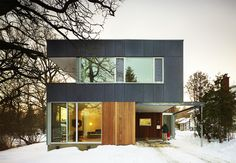 Project: Scarborough Home Location: Scarborough, ON Product: Zinc