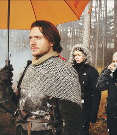 George bts of The White Queen