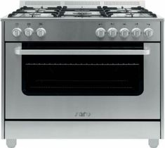 ② Gas stove on Electric Oven | 5 Burners | 230V | 9 - Cooking ...#② #230v #burners #cooking #electric #gas #oven #stove