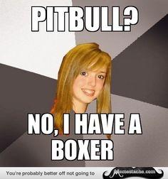 Musically Oblivious 8th Grader: Pitbull?...