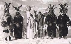 What's a gathering of many Krampuses (Krampi, Krampus?) called?