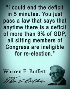 Warren Buffet -=- Brilliant, Sensible, Intelligent, Sage Advisor & Mentor :: Golden Words We Should Listen To !! <3