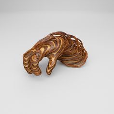 3d скульптуры от дизайнера NastPlas