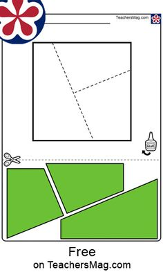 Shapes-Within-Shapes Sorting Puzzle Worksheet Color Worksheets For Preschool, Shapes Worksheets, Preschool Learning, Toddler Learning Activities, Preschool Activities, Health Education, Physical Education, School Projects, School Ideas