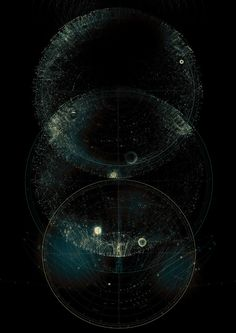 CHAOS AND STRUCTURE | 2 - COMPLEXITY GRAPHICS by Tatiana Plakhova