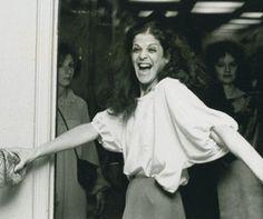 Gilda Radner. So full of life. Born: June 28, 1946, Detroit, MI Died: May 20, 1989, Los Angeles, CA