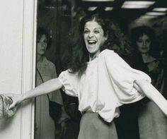 Gilda Radner- the best ever.