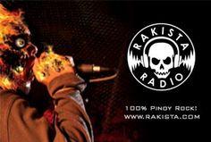 Pinoy Rock Music Online @ http://www.rakista.com/radio/