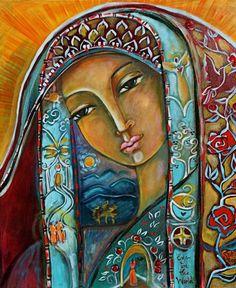 Eye on the World by Shiloh Sophia McCloud
