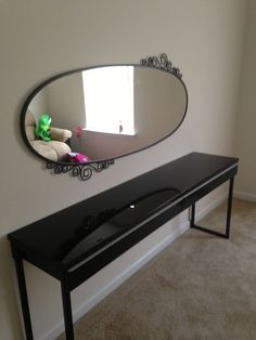 lighted diy makeup vanity ideas photograph