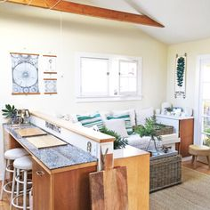 With a few key and to-die-for styling tricks, Whitney Leigh Morris has transformed her tiny (362 square feet, to be exact) canal cottage into a cozy jewe...