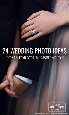 We have gathered most creative wedding photo ideas and poses to inspire your wedding day photo shoot.  ❤ See more: http://www.weddingforward.com/creative-wedding-photo-ideas-poses/ #wedding