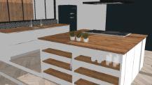 Kitchen/Cuisines/Cocinas - 3D Warehouse