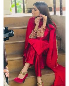Womens Style Discover Image may contain: one or more people and shoes Pakistani Party Wear Pakistani Dress Design Pakistani Outfits Indian Bridal Fashion Indian Wedding Outfits Indian Outfits Indian Fashion Trends Punjabi Fashion Indian Attire Pakistani Party Wear, Pakistani Dress Design, Pakistani Bridal Dresses, Pakistani Outfits, Indian Bridal Fashion, Indian Wedding Outfits, Indian Outfits, Punjabi Fashion, Indian Attire
