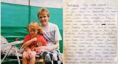 一封15年前母親寫給女兒的感人遺書 意外被書店老闆尋獲 - https://kairos.news/48890