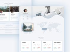 Interface for Travel Agent