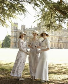 Cool Chic Style Fashion:1920s inspiration   Downton Abbey's #Wedding