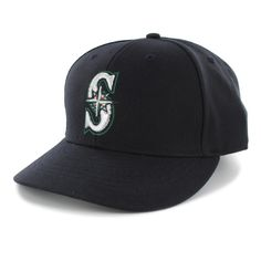 9e9f3cdb39d85 Seattle Mariners Bullpen MVP Home 47 Brand Adjustable Hat