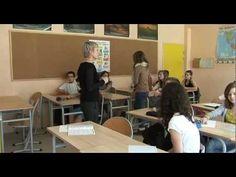 La rentrée avec Arthur et Margot au collège de Seltz : transport, entretien des bâtiments, salles de classe, restauarant scolaire... c'est aussi avec le Cons...