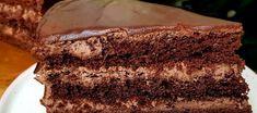 Úžasný recept na čokoládový dort, který budete milovat Chocolate Cake, Biscuit, Tart, Muffins, Food And Drink, Pie, Sweets, Bread, Baking