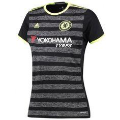 Camiseta del Chelsea para Mujer Away 2016 2017