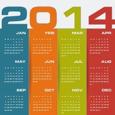 Free-+-New-2014-Calendar-Design-1.jpg (1500×1500)