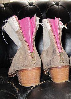 great boots of Zadig et Voltaire
