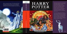 Full book cover jackets | Readers get first glimpse of final Potter | Books | guardian.co.uk