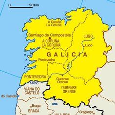 La película toma lugar en Galicia, una región rural en el noroeste de España. Es una región celta y tiene su propia lengua que se llama gallega.