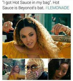 Pinterest: • @badgalronnie • Beyonce Funny, Beyonce Memes, Funny Video Memes, Funny Tweets, Imperial Crown, Black Is Beautiful, Dreadlocks, Hair Styles, Hot