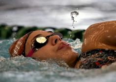 Woman swimmers
