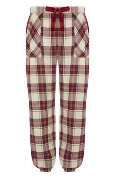 Primark - Red Check Pyjama Bottom