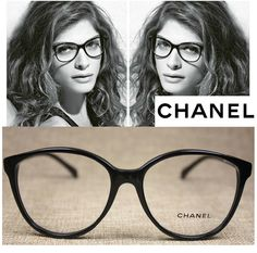 Nice Glasses, Girls With Glasses, Glasses Frames, Fashion Eye Glasses, Oakley, Tumblr Girls, Chanel, Eyeglasses, Eyewear