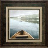 Found it at Wayfair - North American Art Lake Quinault Wall Art 37 x 37