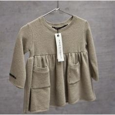 Toddler girls' dress by album di famiglia in angora wool - norry