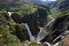 Hardangervidda - National Scenic Routes in Norway Fjord, Wild Nature, Homeland, Geology, Science Nature, Places To Go, National Parks, Outdoor, American Art