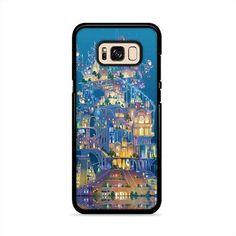 Coco The Land of Dead Samsung Galaxy S8 Plus Case | Caserisa