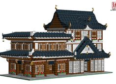LEGO Ideas - Modular Japanese Antique Shop