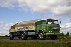 SCODA Vintage Trucks, Old Trucks, Volkswagen Group, Cab Over, Bus, Commercial Vehicle, Classic Trucks, Heavy Equipment, Custom Cars