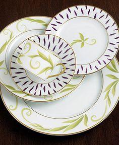 Bernardaud Dinnerware, Frivole Limoges Collection - Fine China - Dining & Entertaining - Macy's
