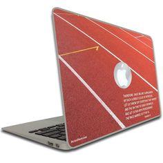 efe4a8aab Hebrews 12:1 Bible Verse Macbook Air or Macbook Pro Skin FREE SHIPPING
