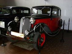 BMW 309, four cylinder engine model – 1934